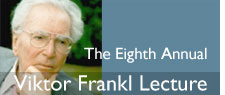 Victor Frankl lecture